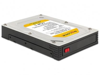 "Rack mobil 3.5"" pentru SSD/HDD 2.5"", Delock 47224"