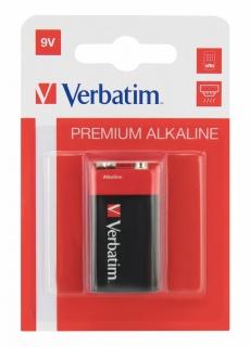 Baterie Verbatim 9V Alcalina