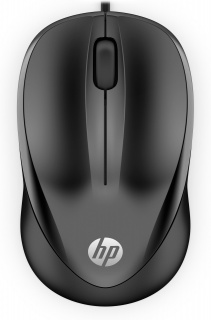 Mouse optic USB Negru, HP X1000