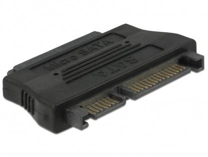 Adaptor SATA 22 pini la Micro SATA 16 pini, Delock 61675