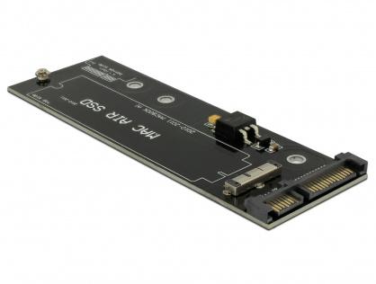 Convertor Blade-SSD (MacBook Air SSD) la SATA, Delock 62644
