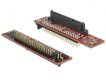Adaptor SATA 22 pini la IDE 44 pini M-T, Delock 62686
