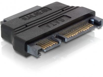 Adaptor SATA 22 pini la Slim SATA 13 pini T-M, Delock 65156