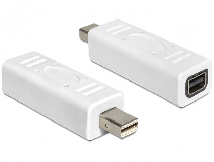 Adaptor mini Displayport T - M, Delock 65451