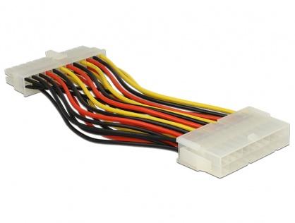Cablu ATX 24 pini la 20 pini T-M, Delock 65603