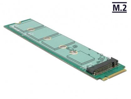 Adaptor M.2 Key M la M.2 Key A, Delock 65699