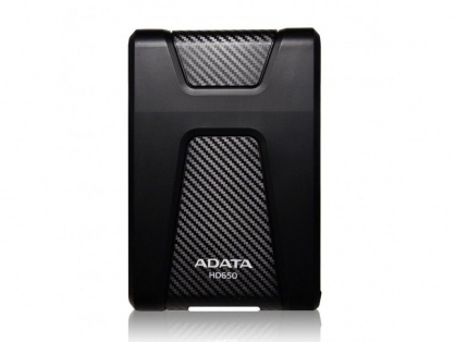 "HDD ADATA EXTERN 2.5"" USB 3.0 2TB HD650 Black"