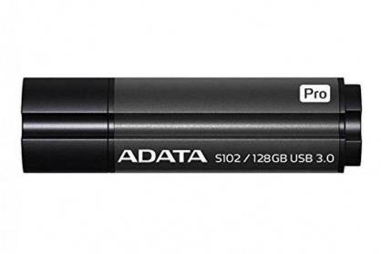Stick USB 3.0 128GB ADATA S102 Pro Grey