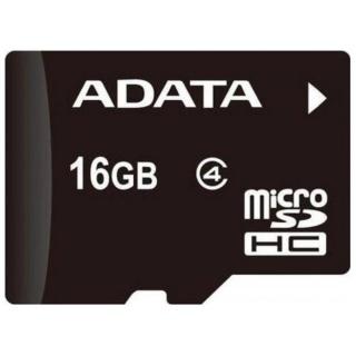 Card de memorie micro SDHC 16GB clasa 4, ADATA AUSDH16GCL4-R
