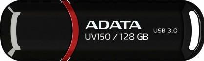 Stick USB 3.0 cu capac 128GB UV150 Negru, ADATA