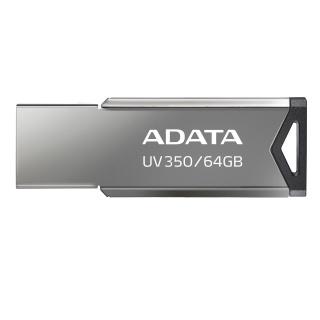 Stick USB 3.1 Gen 1 64GB Gri, A-DATA AUV350-64G-RBK