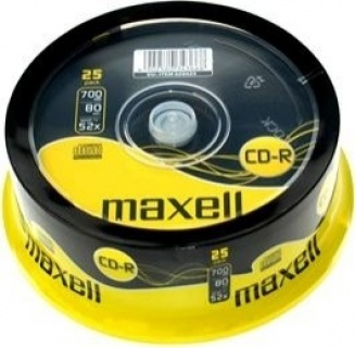 CD-R 700MB 52x 10buc Maxell