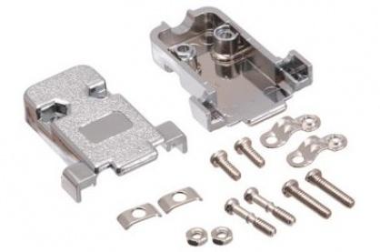 Carcasa pentru conector serial DB9 / VGA, CKM9
