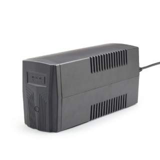 UPS 850VA Basic 850, Schuko output, GEMBIRD EG-UPS-B850