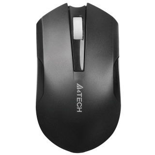 Mouse G11 Wireless V-track Padless Negru, A4Tech G11-200N