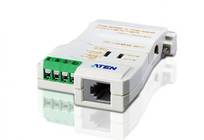 Convertor RS232 la RS485/RS422 bidirectional fara alimentare, ATEN IC-485SN