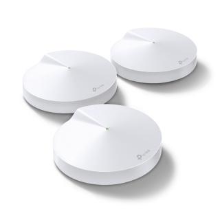 AC1300 Sistem Mesh Wi-Fi Gigabit pentru întreaga casa, TP-LINK Deco M5(3-PACK)