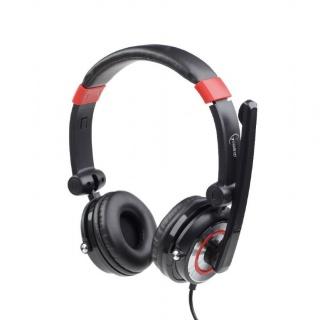 Casti surround 5.1 cu microfon Gembird, USB, MHS-5.1-001