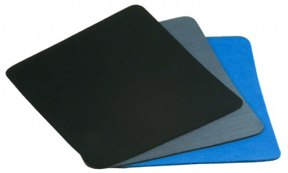 Mouse Pad panza negru, Gembird MP-A1B1-BLACK