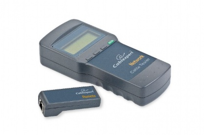 Tester retea digital, display LCD, Gembird NCT-3