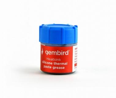 Pasta termoconductoare pentru procesor 15gr, Gembird TG-G15-02