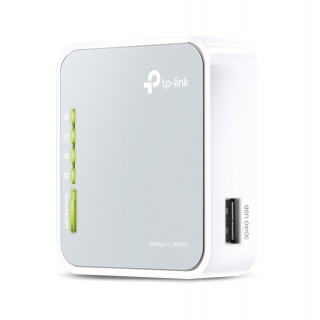 Router 3G/4G wireless N portabil 150Mbps, TP-Link TL-MR3020