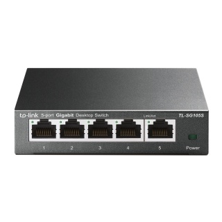 Switch 5 porturi Gigabit, TP-LINK TL-SG105S