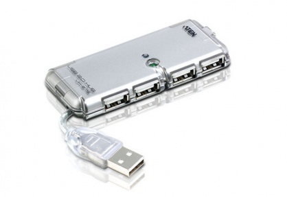 HUB USB 2.0, 4 porturi, ATEN UH275Z