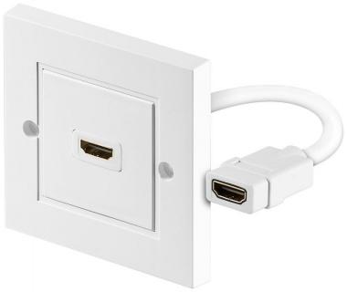 Priza perete cu un port HDMI, kphdmz01