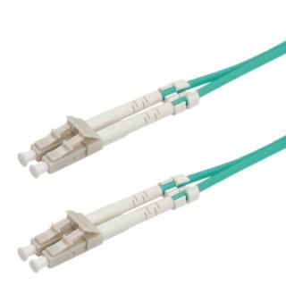 Cablu fibra optica LC-LC OM3 duplex multimode 0.5m, Value 21.99.8700