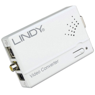 Convertor RCA/S-Video la VGA, Lindy L32629