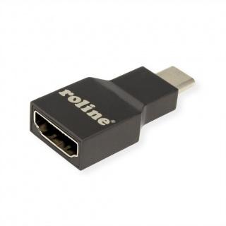 Adaptor USB-C la HDMI 4K@30Hz T-M, Roline 12.03.3224