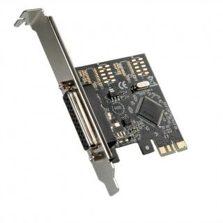 PCI Express cu 1 port paralel DB25, Value 15.99.2114