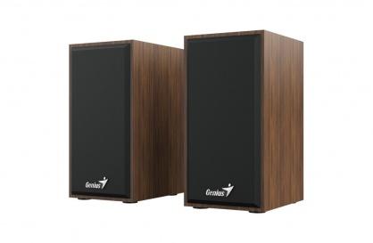 Boxe 2.0 2 x 3W alimentare USB Wood, Genius SP-HF180