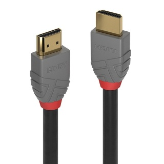 Cablu HDMI Ultra HD 4K Anthra Line T-T 10m, Lindy L36967