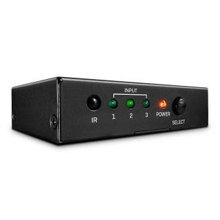 Switch HDMI 3 porturi 4K@60Hz, Lindy L38232