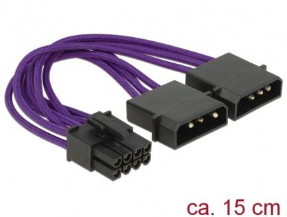 Cablu de alimentare PCI Express 8 pini, Delock 83705