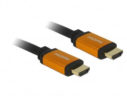 Cablu Ultra High Speed HDMI 8K60Hz/4K240Hz T-T 0.5m Negru, Delock 85726