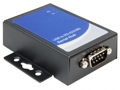 Adaptor USB la serial RS-422/485, Delock 87585