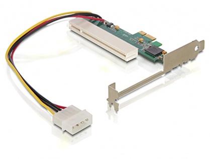 Placa PCI Express la PCI 32 bit, Delock 89223