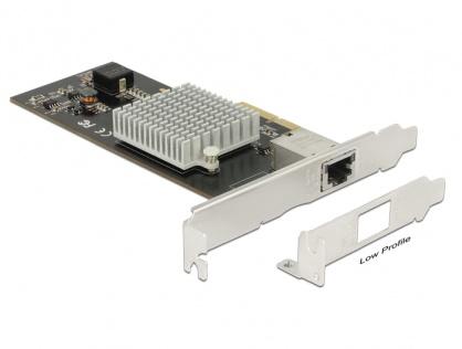 PCI Express la 1 x 10 Gigabit LAN RJ45, Delock 89521