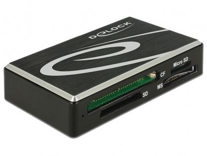 Cititor de carduri USB 3.0 All in 1, Delock 91710