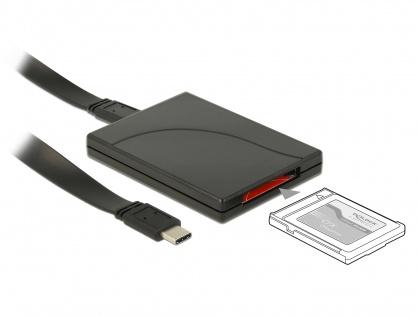 Cititor de carduri USB-C 3.1 la CFexpress, Delock 91749
