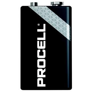 Baterie alcalina 9V, Procell