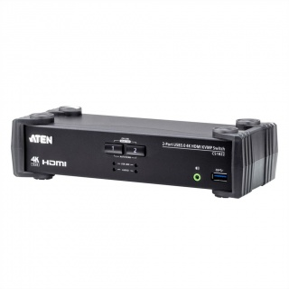 Switch KVMP 4K HDMI + 2 x USB 3.0, ATEN CS1822