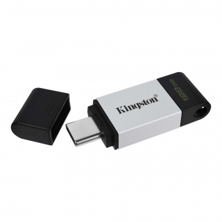 Stick USB 3.2-C 128GB Data Traveler 80, Kingston DT80/128GB