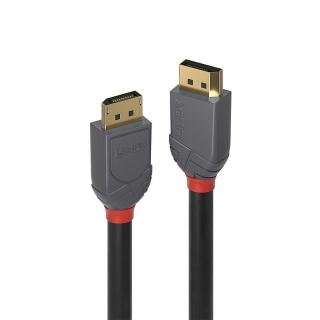 Cablu Displayport v1.2 4K@60Hz T-T 7.5m Anthra Line, Lindy L36485