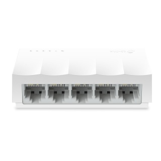 Switch Desktop LiteWave 5 porturi 10/100Mbps Alb, TP-LINK LS1005