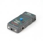 Tester retea UTP, STP, USB, Gembird NCT-2