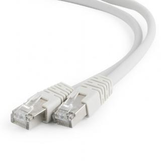 Cablu de retea RJ45 SFTP cat 6A LSOH 0.5m Gri, Gembird PP6A-LSZHCU-0.5M
